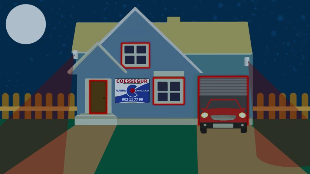 casa segura con coessegur