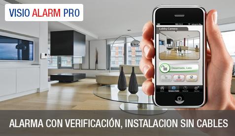 alarma con verificacion-instalacion sin cables