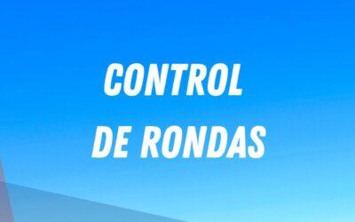 Seguridad: control de rondas