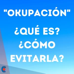 definición y concepto de Okupa