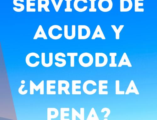 ¿Qué es el servicio de acuda y custodia de llaves?